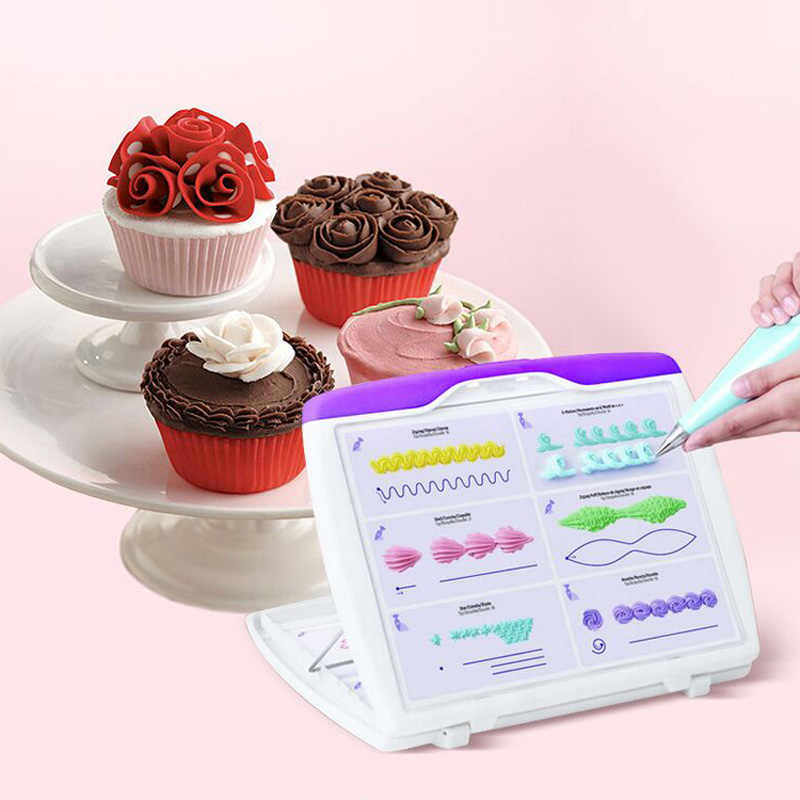 Cake Decorating Practice Boards