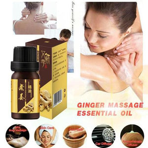 Miracle Ginger Oil