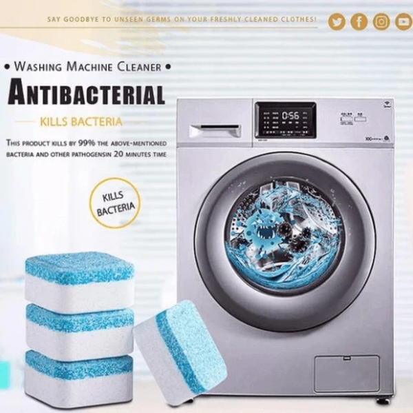 Antiseptic Washing Machine Cleaner