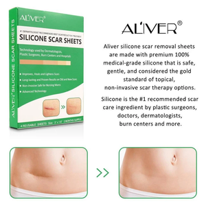 Silicone Scar Sheets