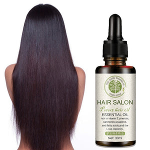 All-Natural Hair Regrowth Serum