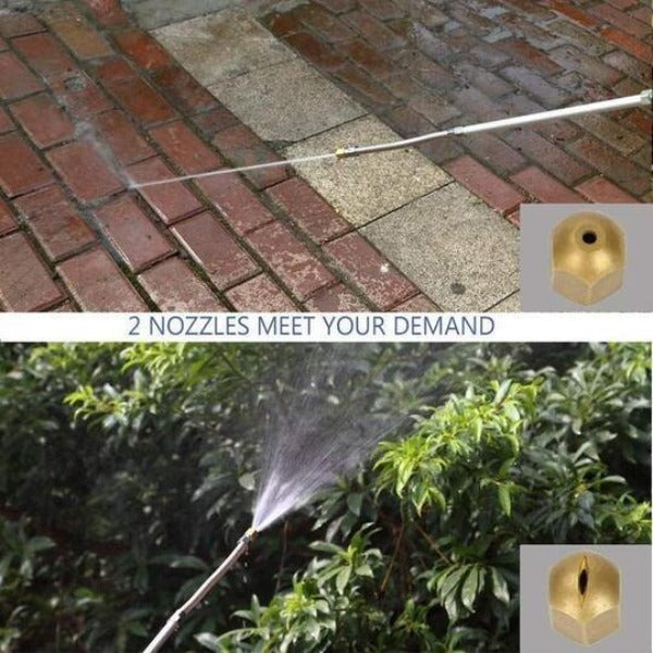 HydroJet High-Pressure Washer