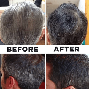 Grey Reverse Hair Color Shampoo