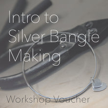 Load image into Gallery viewer, Intro to Bangle Making Gift Card