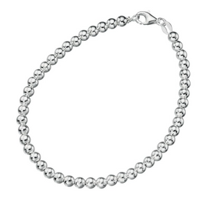 Global Ball Chain Bracelet