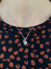 Load image into Gallery viewer, Blue topaz and iolite necklace