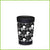 A lightweight reusable cup from CuppaCoffeeCup with a Kiwi pattern design.
