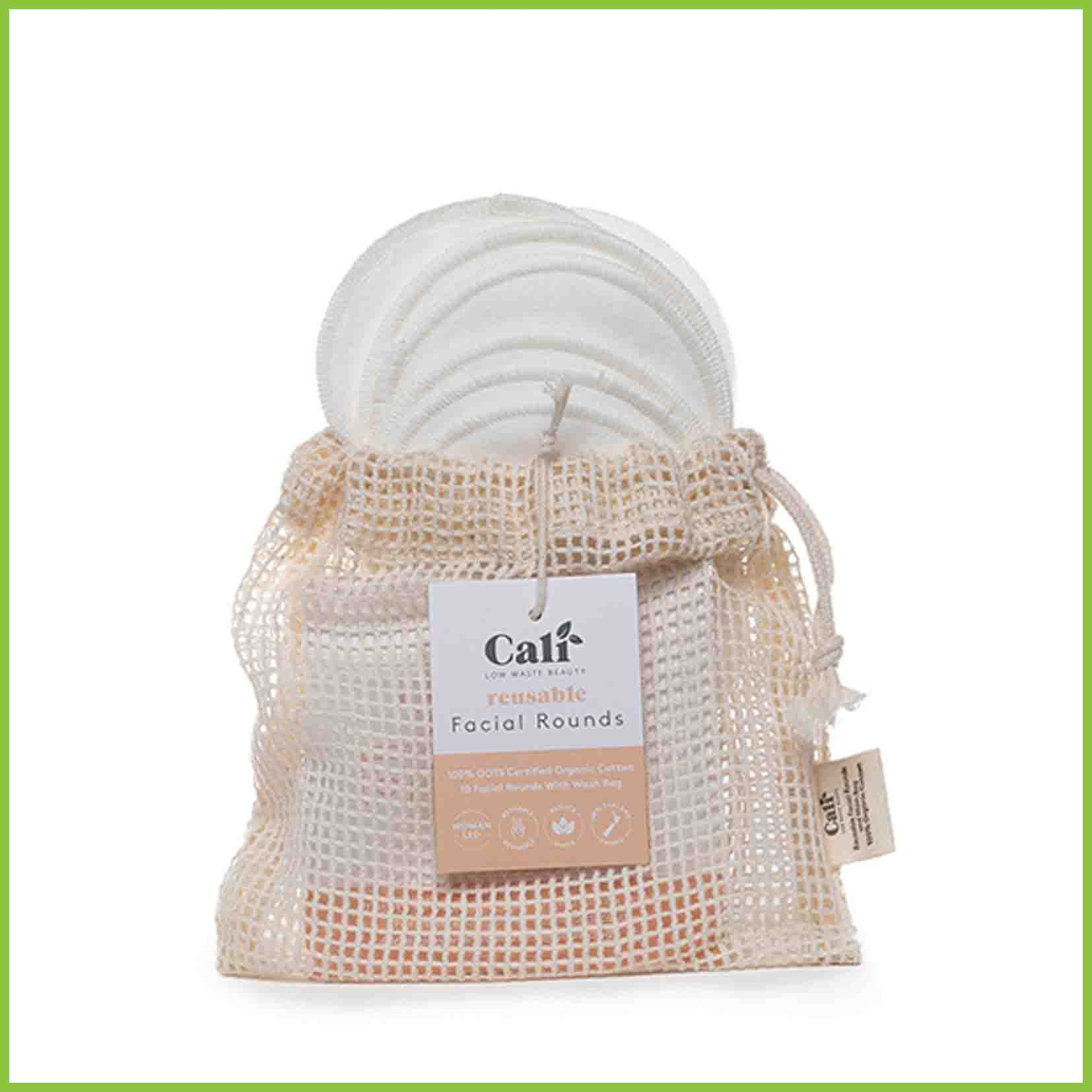 Cotton Facial Pads