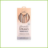 CaliWoods - Stainless Steel Mixed Pack of Straws - Packaged in Box