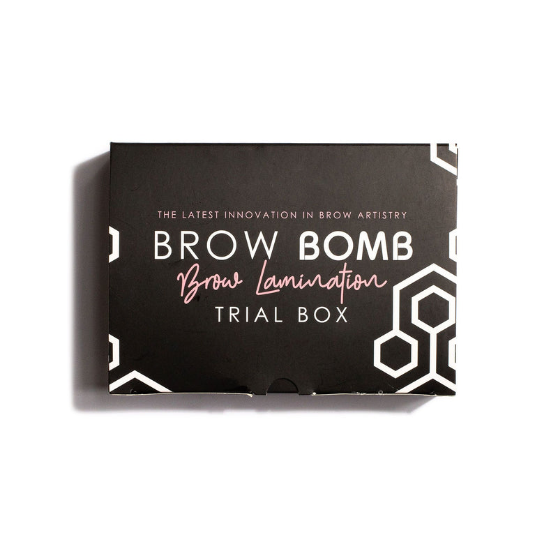Brow Bomb Lamination Trial Pack