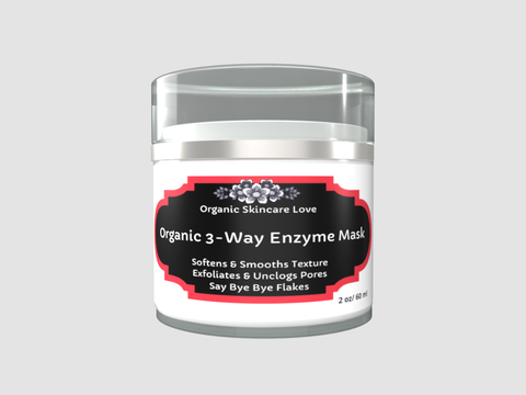 Organic 3-Way Enzyme Mask