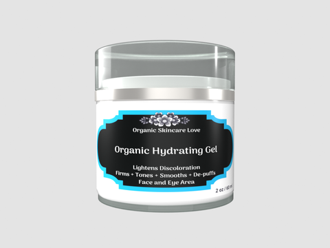 Organic Hydrating Gel