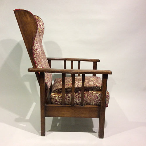 ARTS & CRAFT RECLINING CHAIR