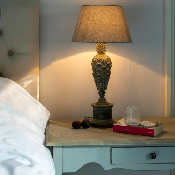 LYLA FLINT LIMEWASH TABLE LAMP
