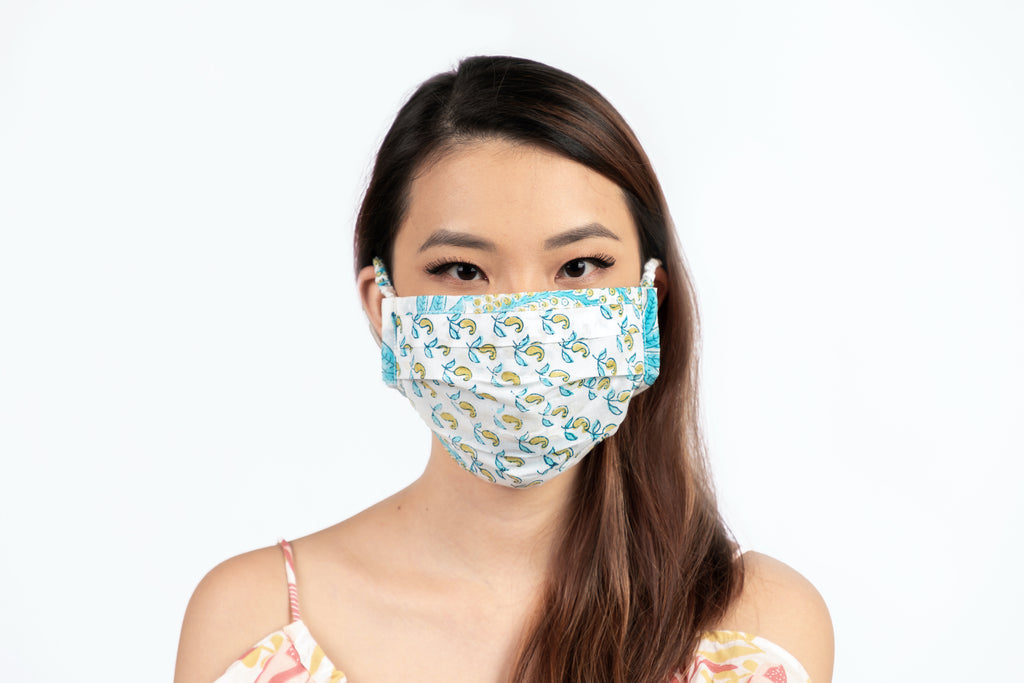 FACE MASKS Made sustainably