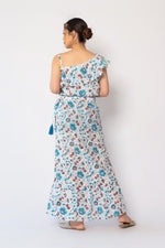 LA dress Chrysanthemum