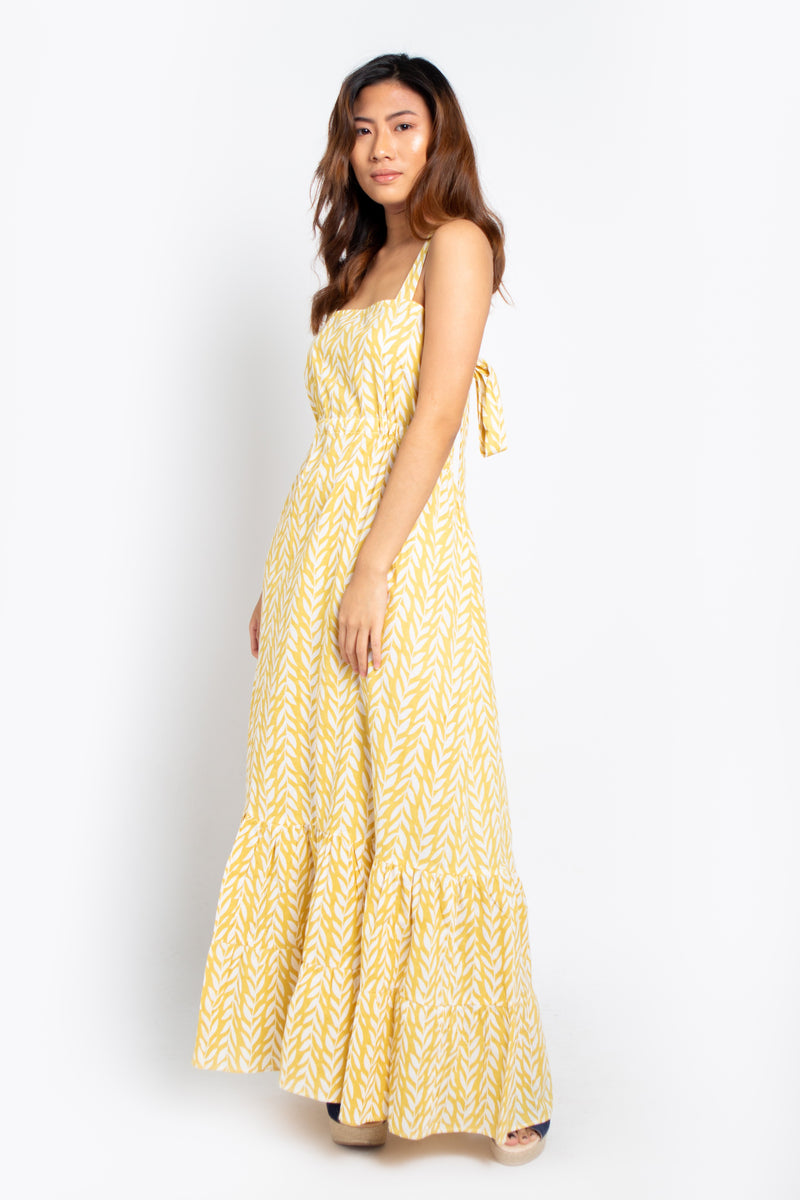 Salsa dress Yellow Wheat