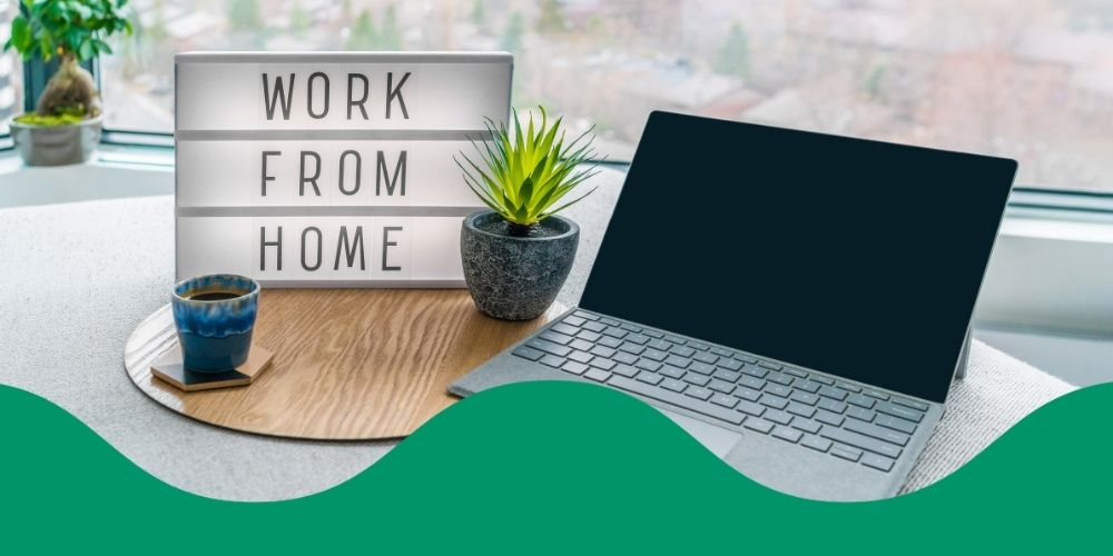 Working from home with CBD