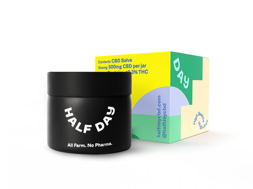 CBD salve 500mg