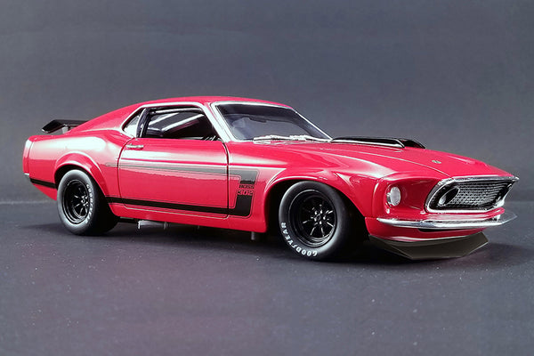 Ford 1969 Mustang Boss 302 Trans Am Street Version