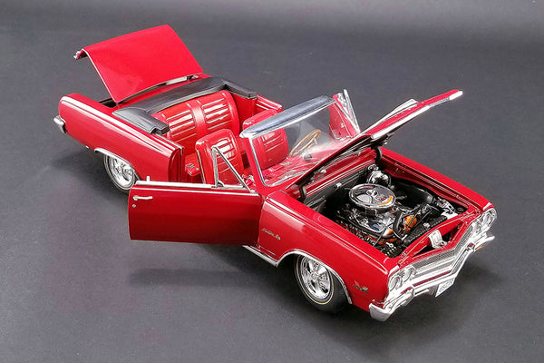 Chevrolet 1965 Chevelle Z16 (Malibu SS 396) – Plum's World