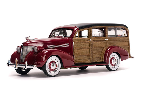 Chevrolet 1939 Woody Surf Wagon