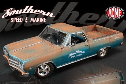 "Chevrolet 1965 El Camino ""Southern Speed"""