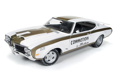 "Oldsmobile 1969 Hurst/Olds 455 ""Commotion by Motion"""