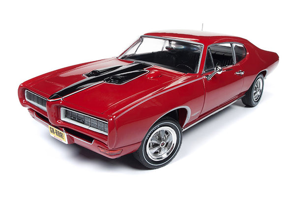 Pontiac 1968 GTO Royal Bobcat