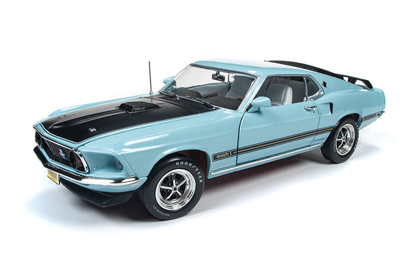Ford 1969 Mustang Mach 1