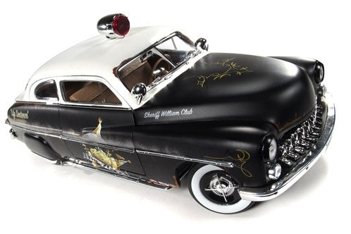 Mercury 1949 Coupe (Rat Rod Police Car)