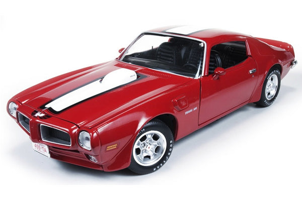 Pontiac 1972 Firebird Trans Am