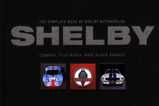 [book] The Complete Book of Shelby Automobiles