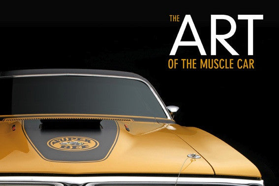 [book] Art of the Muscle Car