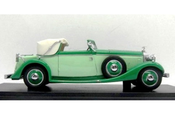Hispano-Suiza 1934 J12 Three-position Drophead Coupe