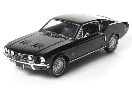Ford 1968 Mustang GT 2+2 Fastback