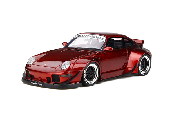 Porsche 911 RWB Ducktail