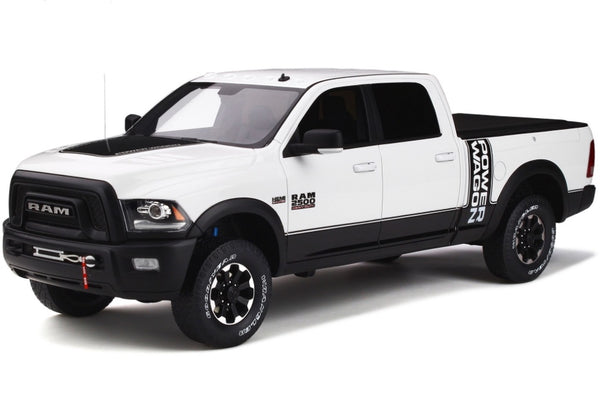 Ram 2017 2500 Power Wagon