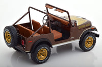 Jeep 1976 CJ-7 Golden Eagle
