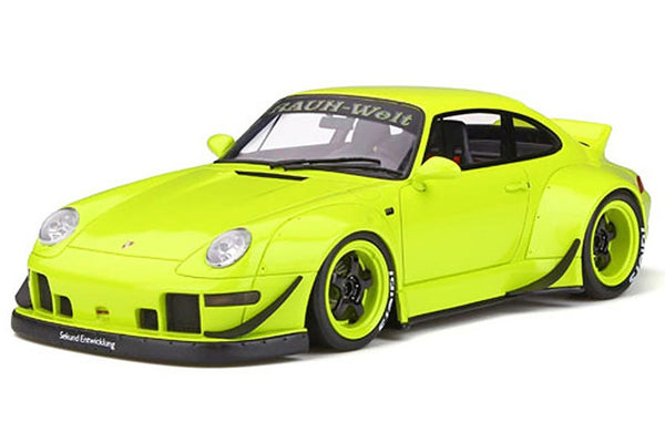 Porsche 911 RWB 993 Ducktail