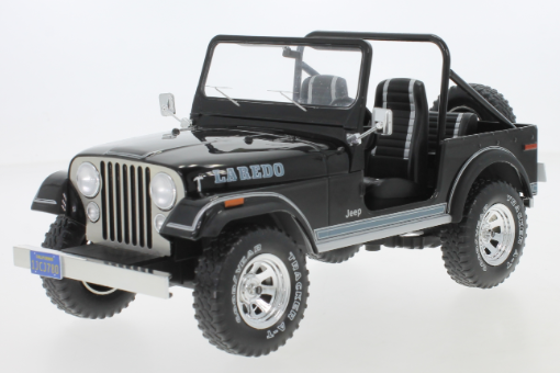 Jeep 1976 CJ-7 Laredo