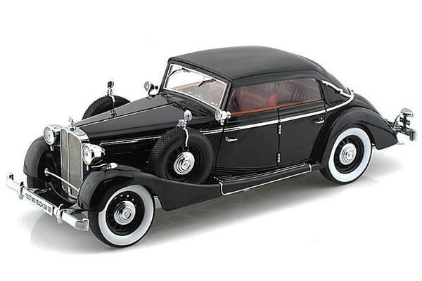Maybach 1937 SW38 4-door