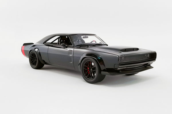 Dodge 1968 Super Charger SEMA Concept