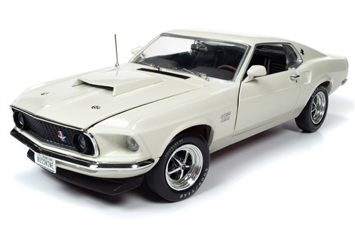 Ford 1969 Mustang Fastback Boss 429
