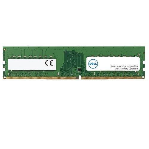 Dell 4GB DDR4 UDIMM, 2666 MHz, Non ECC SDRAM Memory for Optiplex SF / MT