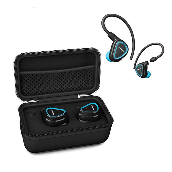 Jabees Shield - Bluetooth Stereo True Wireless Headphones