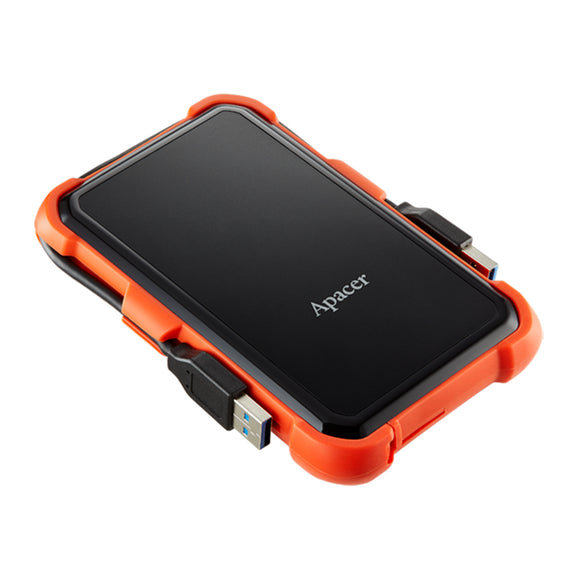 Apacer AC630 Military-Grade Shockproof Portable Hard Drive
