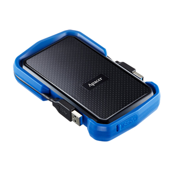 Apacer AC631 Military-Grade Shockproof Portable Hard Drive