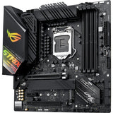 ASUS Republic of Gamers Strix Z490-G Gaming Wi-Fi LGA 1200 Micro-ATX Motherboard