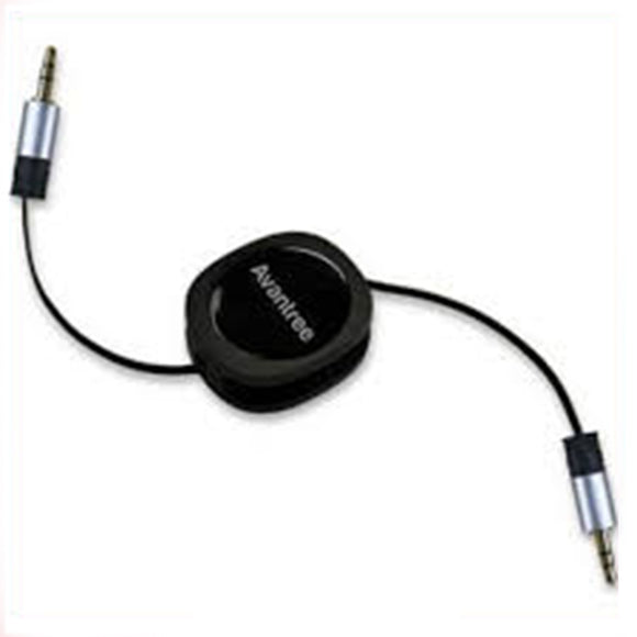 Avantree ADAD-TR501 - Retractable Audio Cable